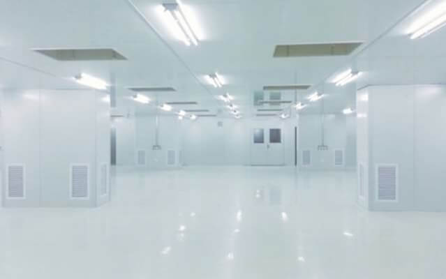 ISO 8 Cleanroom For Australia Cosmetic Company