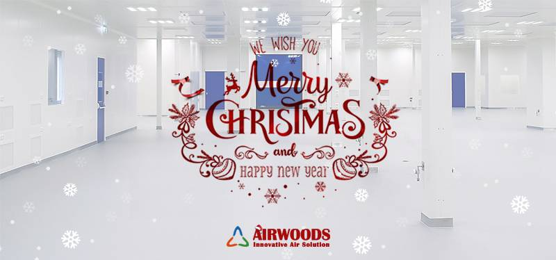 2021 Airwoods New Year Greeting