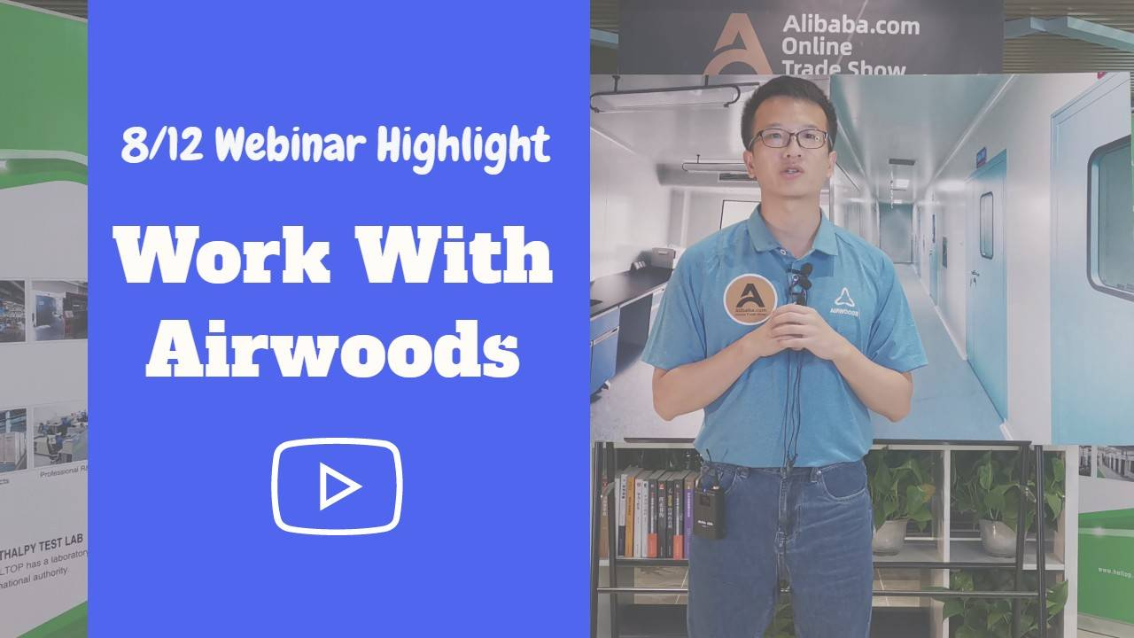 Work with Airwoods – 8/12 Airwoods Webinar Highlight