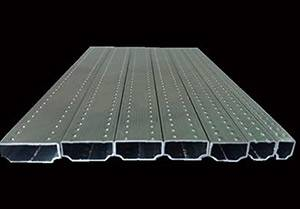 Hollow Aluminum Bar