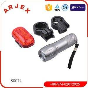 80074 BICYCLE LIGHT SET