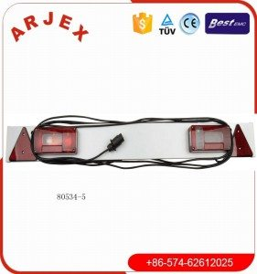 80534-5 trailer light board