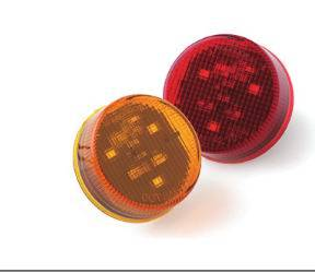 "2"" ROUND MARKER CLEARANCE LIGHT"