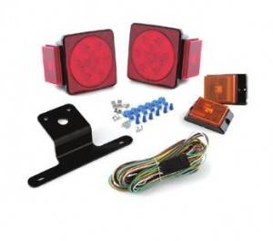 "4"" REAR COMBINATION LIGHT KIT UNDER 80"""