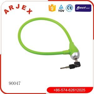 90047 CABLE LOCK GREEN
