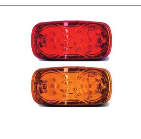 DOUBLE BULLSEYE MARKER CLEARANCE LIGHT Featured Image