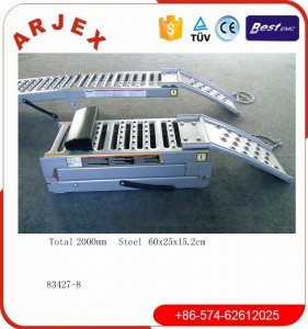 83427-8 trailer ramp steel