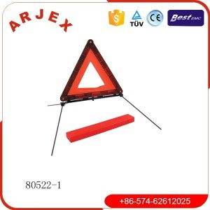 80522-1WARNING TRIANGLE