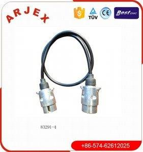 83.291-4 7P jocs de cable d'endoll