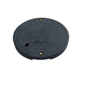 SY15H20H20SMC SMC sewer cover with lock