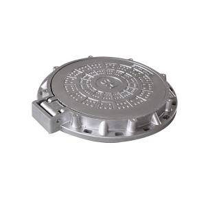SY550D400FH-101_SMC135 135°hinged manhole cover with seal