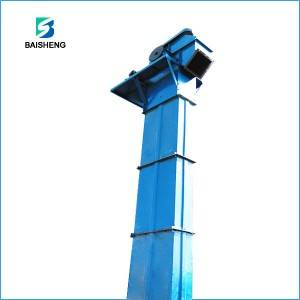TD belt Bucket elevator  for cement plant