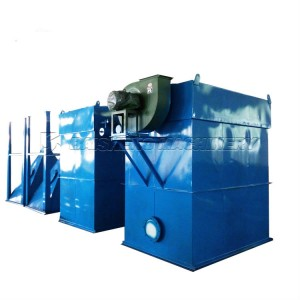 China Industry wood dust collector supplier/bag house dust extractor For sale
