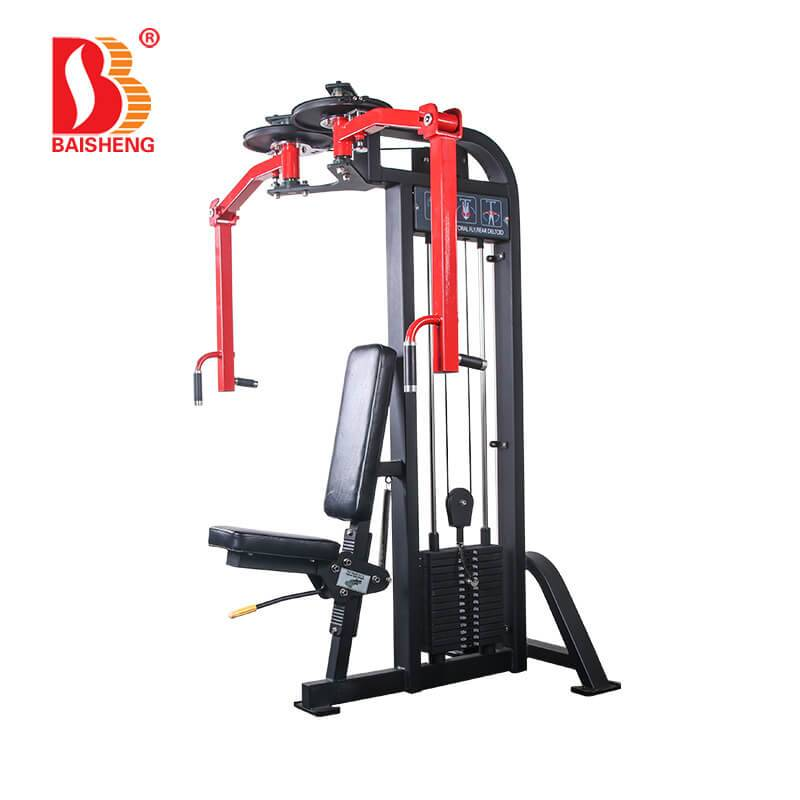 Pectoral Fly and Rear Deltoid Machine BS-7002