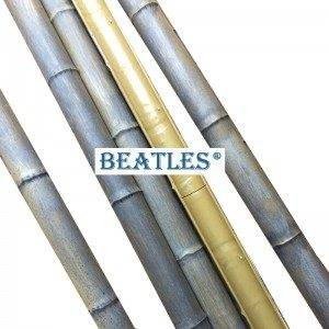 Plastic artificial bamboo stalks for home aquarium