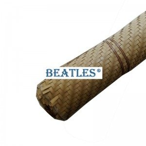 Synthetic reed ceiling matting rolls for resort, beach, theme park decor