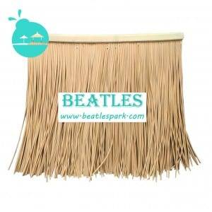 Synthetic African Cape Reed Thatching Material For Tiki Hut