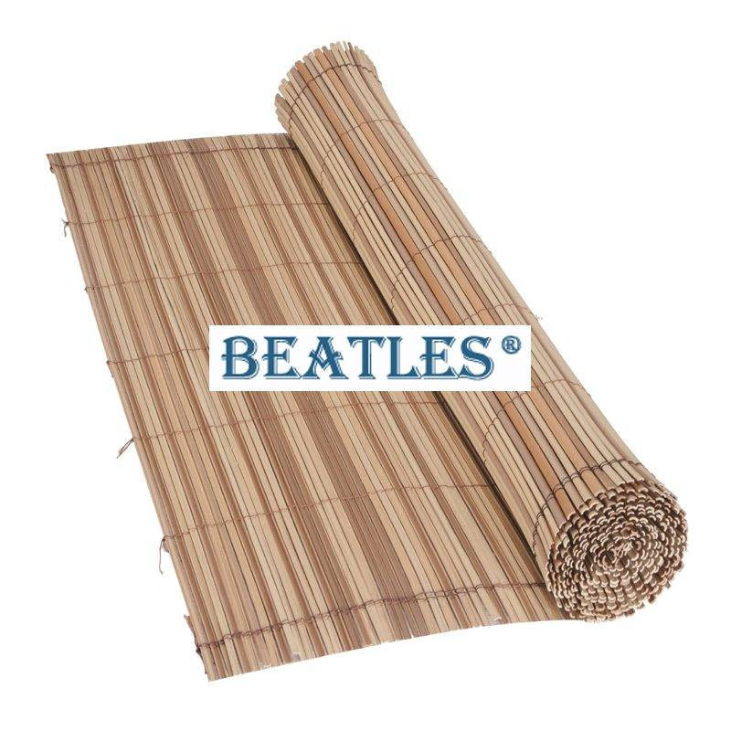 Artificial fake reed fencing for garden screening - BeatlesPark