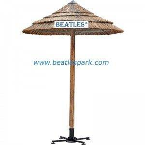 Synthetic Artificial Thatch Reed Roofing Beach Balcony Hut Umbrella