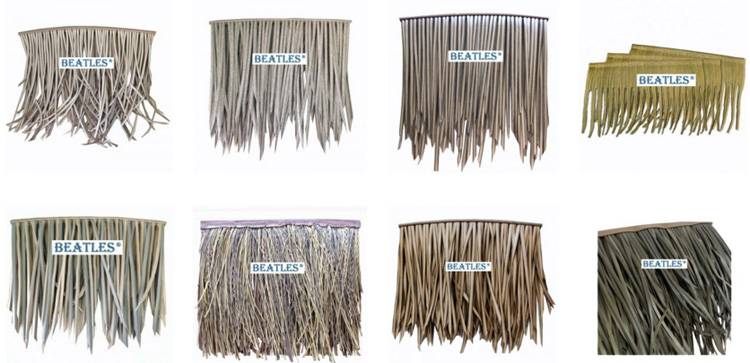 more synthetic thatch products