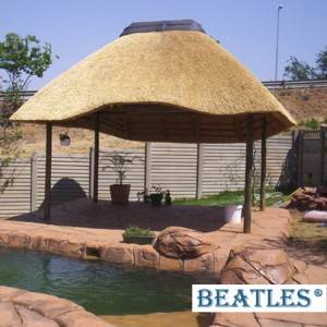 Faux Gazebo Thatched Roof Suppliers for Gazebo Thatching