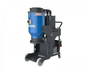 AC900 Three phase Auto Pulsing HEPA dust extractor