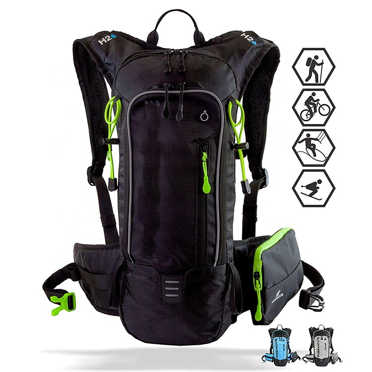 Wholesale 10L External Pocket Gear Water Drinking Backpack For Running Cycling