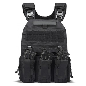 Tactical Military Steel Wire Vest Molle Combat Safety Vest