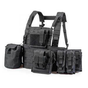 Outdoor Army Lightweight molle bulletproof military combat Vest