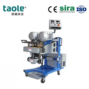 GMMA-80R Turnable double side beveling machine