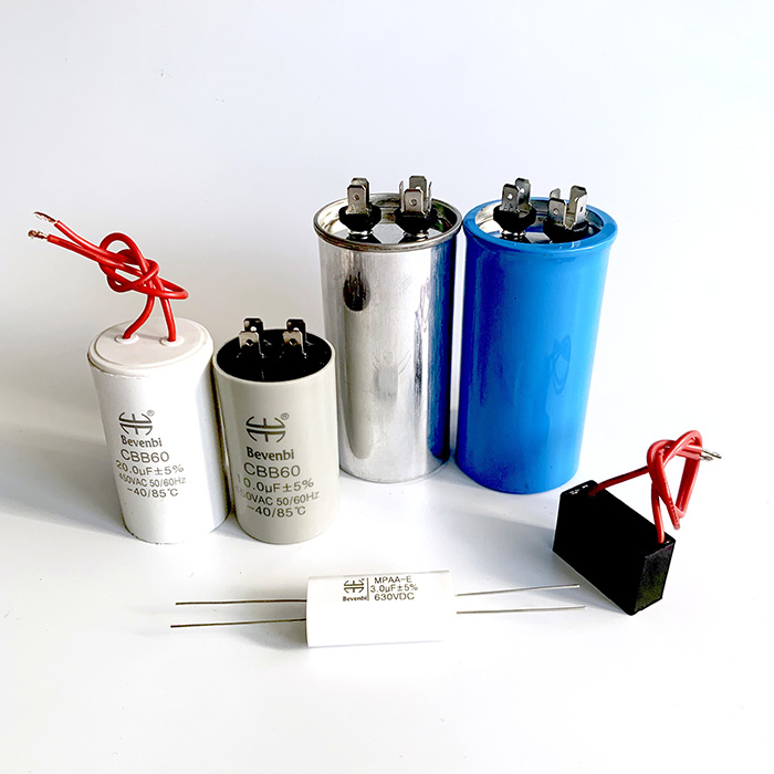 capacitor រត់ម៉ូតូ