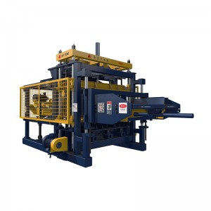 Automatic Block Making Machine QT7-18 (Patents)