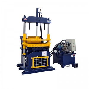 Manual Block Making Machine
