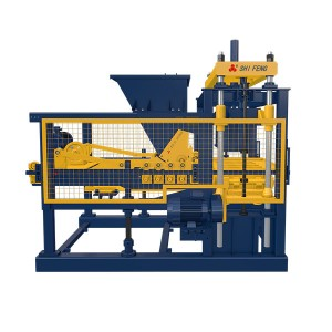 Concrete Block Making Machine QM5-18