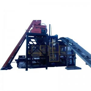 Automatic Block Making Machine QT5-20A4   (Patents)