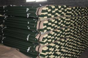 Studded Steel T Fence Posts Wholesale