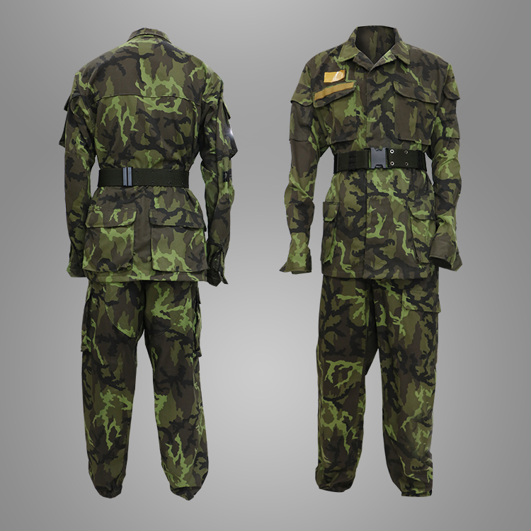 Custom Made Army Camouflage Military Uniform Featured Image