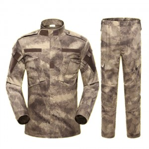 Desert A-Tacs camo military tactical uniform
