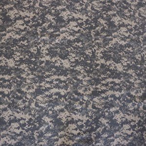 Grey military fabric for Georiga