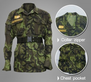 Custom Made Army Camouflage Military Uniform
