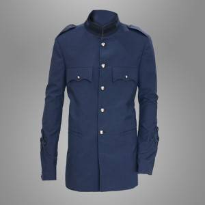 Woolen military officer uniform