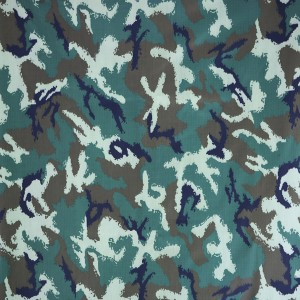 Cheap textile camouflage fabric for ripstop fabric