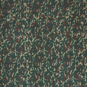 China factory camouflage fabric for military canvas fabric