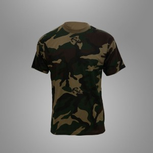 de combate do Exército T-shirt