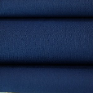 45 wool 55 polyester blue serge fabric for Saudi Arabia Airforce uniform