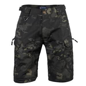 Multicam Black tactical short pants