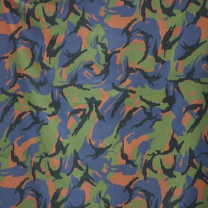 Kenya airforce camouflage fabric