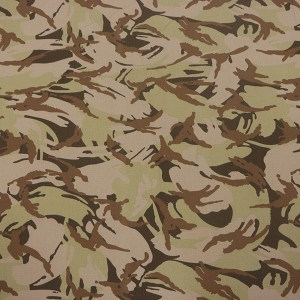 Cheap Saudi Arabian armed force camo fabric