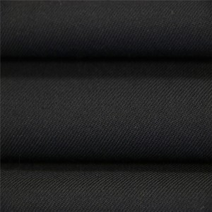 55% wool 45% polyester ground force office trousers material