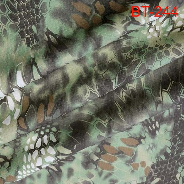 Fashion kryptek camouflage fabric ifihan Image